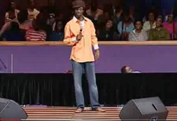 Friday Funny: Rickey Takes Us To Church Back In The Day! [VIDEO]