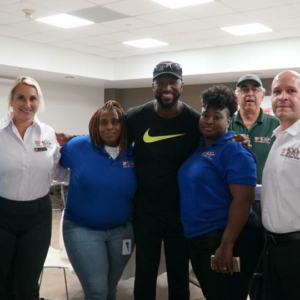 rickey smiley day of giving