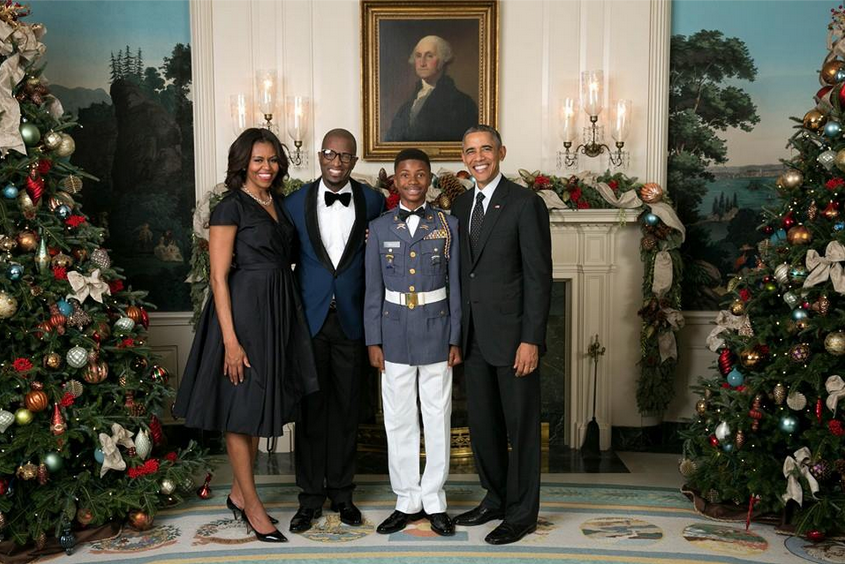 """Barack Obama On How Travyon Martin Inspired """"My Brother's Keeper"""" Initiative [EXCLUSIVE INTERVIEW]"""