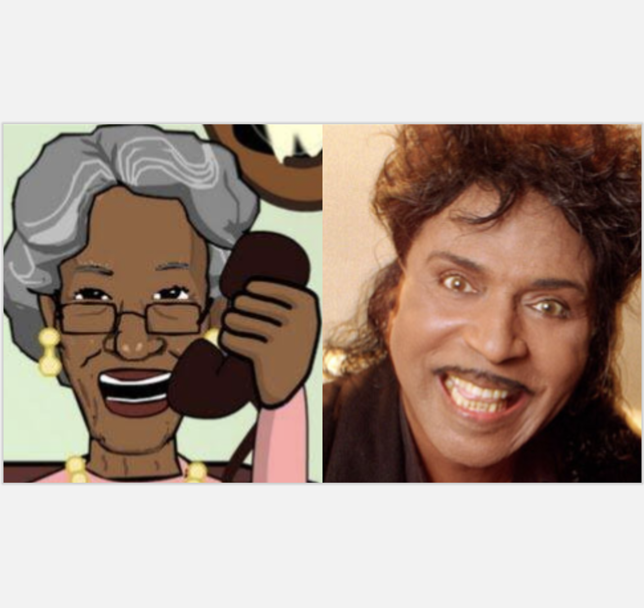 Bernice Jenkins Talks To Little Richard In Heaven [AUDIO]