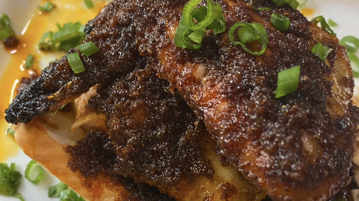 How To Make Nashville Hot Roasted Chicken [VIDEO]