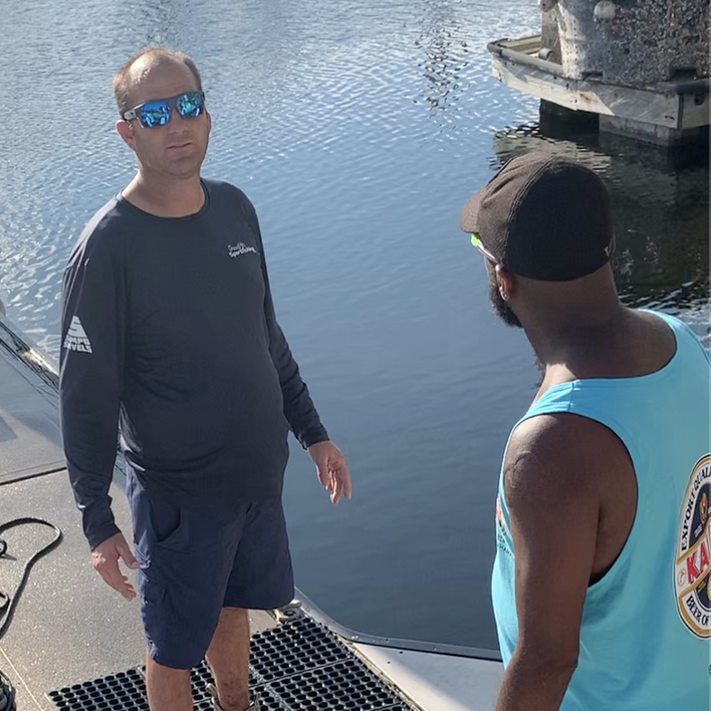 "Man Calls My Friend A ""F*****g N****r"" At The Marina [VIDEO]"