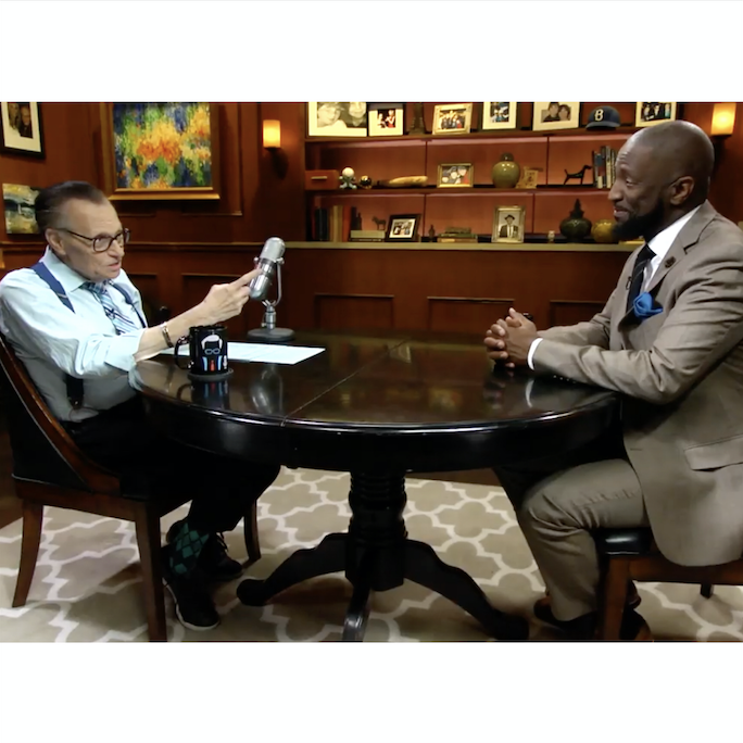 My Interview With Larry King (2019) [VIDEO]