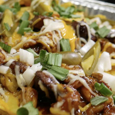 How To Make Ultimate BBQ Nachos [VIDEO]