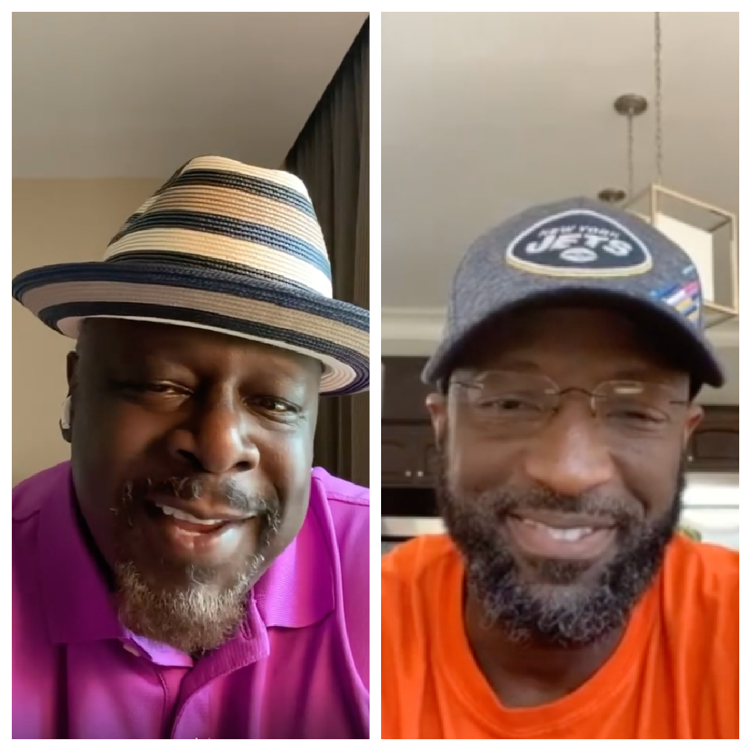 Giving Thanks To Cedric The Entertainer [VIDEO]