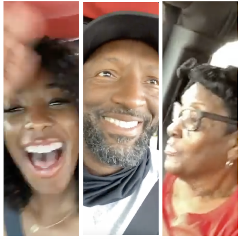 Me & Ms. Jannie Talk To My Daughter About Her Natural Hair [VIDEO]