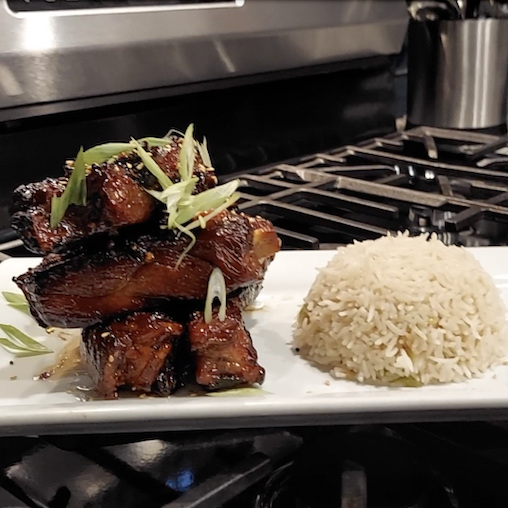 How To Make Spicy Pork Ribs [VIDEO]