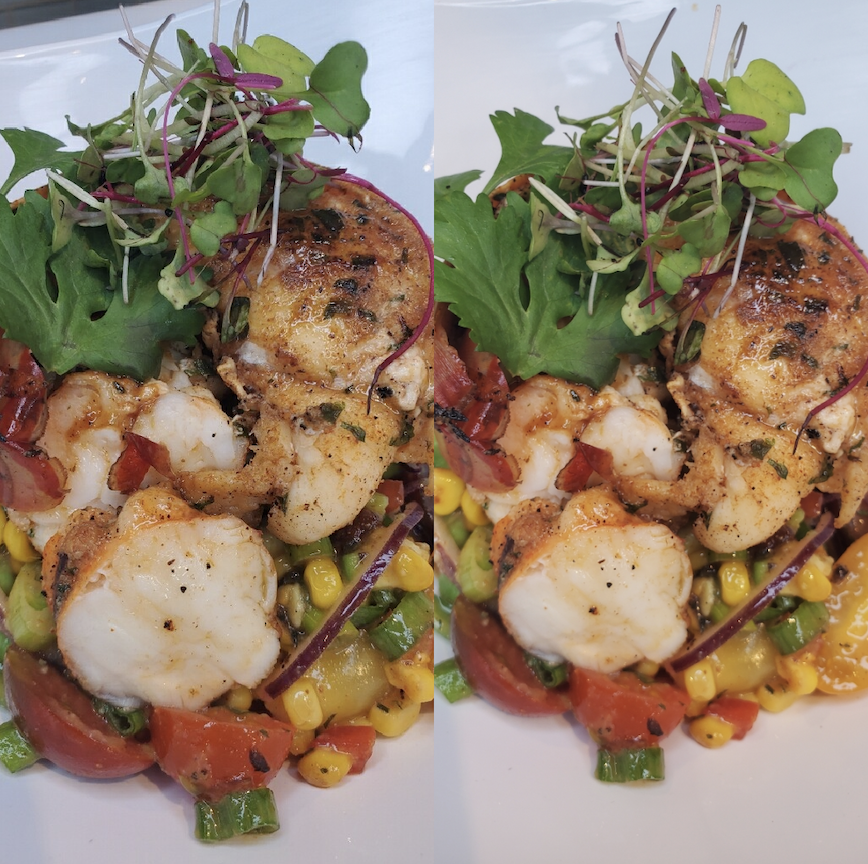 How To Make Lobster Corn Salad [VIDEO]