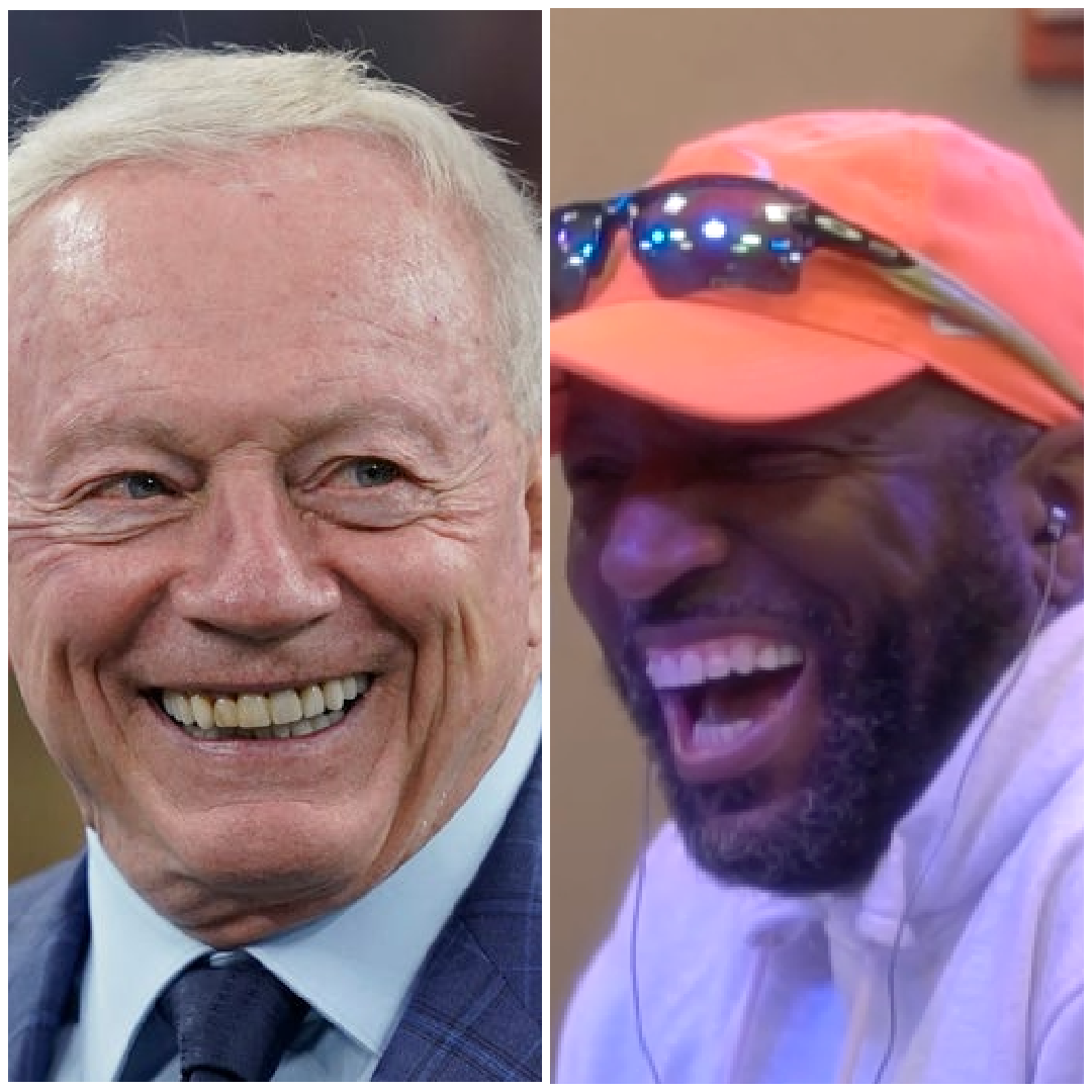 """""""Jerry Jones"""" Talks About The Dallas Cowboys Defeating The New York Giants [VIDEO]"""